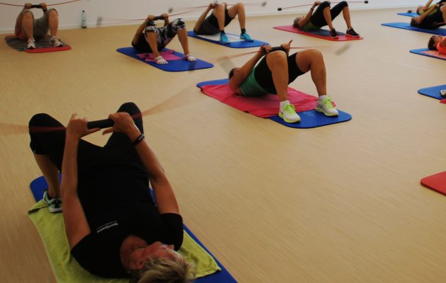 Muskelkraft und Körperform im SportQuadrat