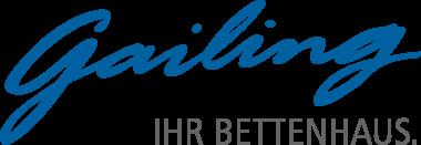 Bettenhaus Gailing Logo in Farbe