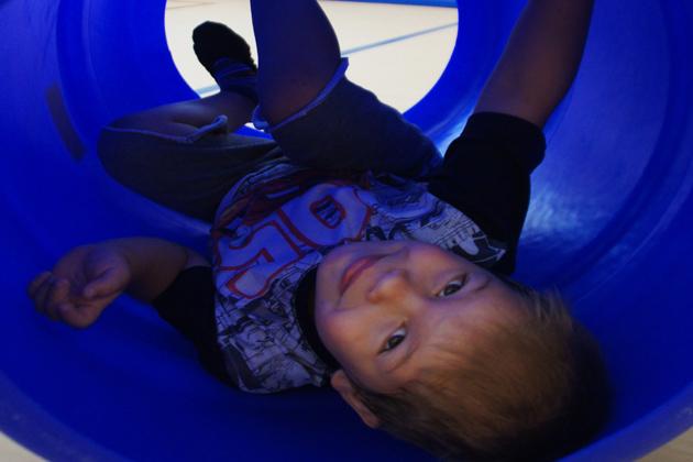 Neuer Kurs im SportQuadrat Babys in Bewegung